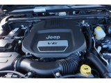 Jeep Wrangler Unlimited Engines