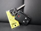 2017 Chevrolet Silverado 1500 LTZ Double Cab 4x4 Keys