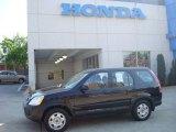 2006 Nighthawk Black Pearl Honda CR-V LX 4WD #11633471