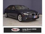 2014 Imperial Blue Metallic BMW 3 Series 320i Sedan #116486985