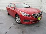 2017 Scarlet Red Hyundai Sonata SE #116486937