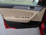 2017 Hyundai Sonata SE Door Panel