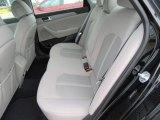 2017 Hyundai Sonata SE Rear Seat