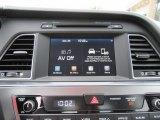 2017 Hyundai Sonata SE Controls