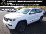 2017 Bright White Jeep Grand Cherokee 75th Annivesary Edition 4x4 #116486834