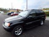 2002 Black Jeep Grand Cherokee Limited 4x4 #116486886