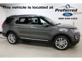 2017 Magnetic Ford Explorer Limited 4WD #116486688
