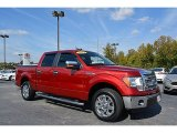 2014 Race Red Ford F150 XLT SuperCrew #116486865