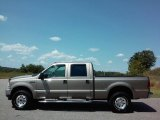 2002 Arizona Beige Metallic Ford F250 Super Duty XL Crew Cab 4x4 #116511230