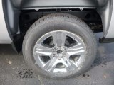 2017 Chevrolet Silverado 1500 Custom Double Cab Wheel