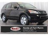 2011 Crystal Black Pearl Honda CR-V LX #116538899