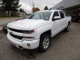 2017 Summit White Chevrolet Silverado 1500 LT Crew Cab 4x4 #116538911