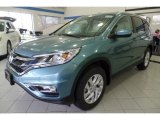 2016 Mountain Air Metallic Honda CR-V EX AWD #116539023