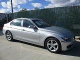 2013 Glacier Silver Metallic BMW 3 Series 320i xDrive Sedan #116554570