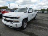 2017 Summit White Chevrolet Silverado 1500 LT Double Cab 4x4 #116554515