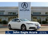 2017 Bellanova White Pearl Acura TLX Technology Sedan #116554230