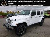 2017 Bright White Jeep Wrangler Unlimited Sahara 4x4 #116554293
