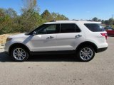 2014 White Platinum Ford Explorer Limited 4WD #116554547