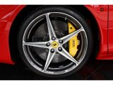 Ferrari 458 2015 Wheels and Tires