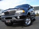 1999 Black Clearcoat Lincoln Navigator 4x4 #1152375