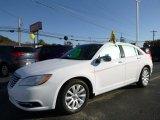 2014 Bright White Chrysler 200 Limited Sedan #116579459