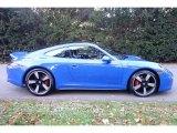 2016 Porsche 911 GTS Club Coupe Exterior