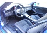 2016 Porsche 911 GTS Club Coupe Black Interior