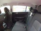 2017 Kia Sportage LX Rear Seat