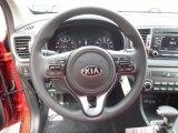 2017 Kia Sportage LX Steering Wheel