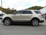 2017 White Gold Ford Explorer XLT 4WD #116579442