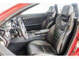 2014 Mercedes-Benz SLK 55 AMG Roadster Front Seat