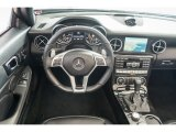 2014 Mercedes-Benz SLK 55 AMG Roadster Dashboard