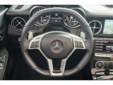 2014 Mercedes-Benz SLK 55 AMG Roadster Steering Wheel