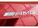 2014 Mercedes-Benz SLK 55 AMG Roadster Marks and Logos