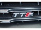 Audi TT 2012 Badges and Logos
