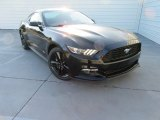 2017 Shadow Black Ford Mustang Ecoboost Coupe #116579487