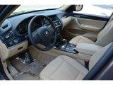 2014 BMW X3 Interiors