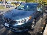 2017 Nouveau Blue Hyundai Sonata Limited #116611686