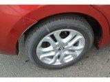 Toyota Yaris iA Wheels and Tires