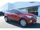 2017 Ruby Red Ford Escape SE #116611470