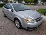 2007 Ultra Silver Metallic Chevrolet Cobalt LT Coupe #116611514