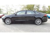 2017 Shadow Black Ford Fusion SE #116611507