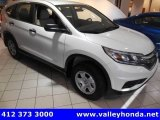 2016 White Diamond Pearl Honda CR-V LX AWD #116633057