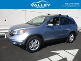 2010 Glacier Blue Metallic Honda CR-V EX-L AWD #116633118