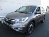 Urban Titanium Metallic Honda CR-V in 2015