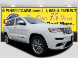 2017 Bright White Jeep Grand Cherokee Summit 4x4 #116633236