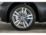 BMW X6 M 2013 Wheels and Tires