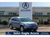 2008 Glacier Blue Metallic Honda CR-V EX-L #116633250
