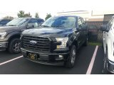 2017 Shadow Black Ford F150 XL SuperCab 4x4 #116665755