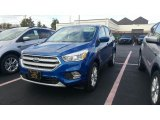 2017 Lightning Blue Ford Escape SE #116665748